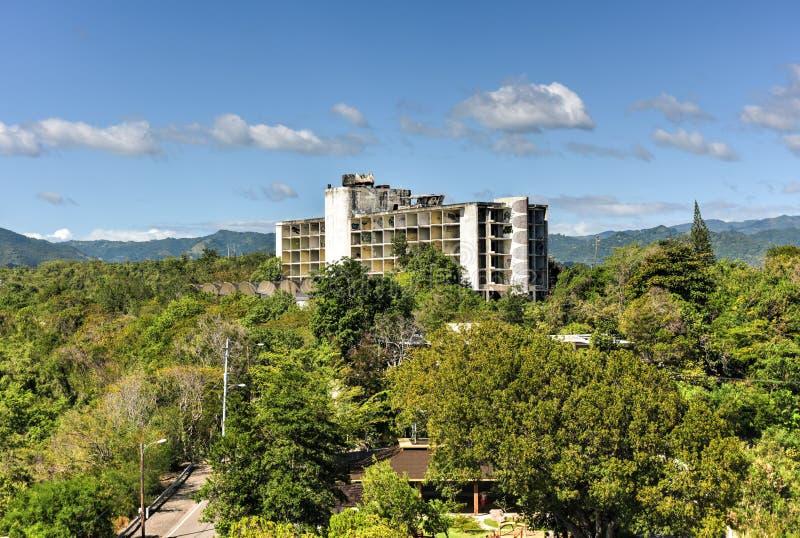 旅馆洲际的Ponce 库存照片