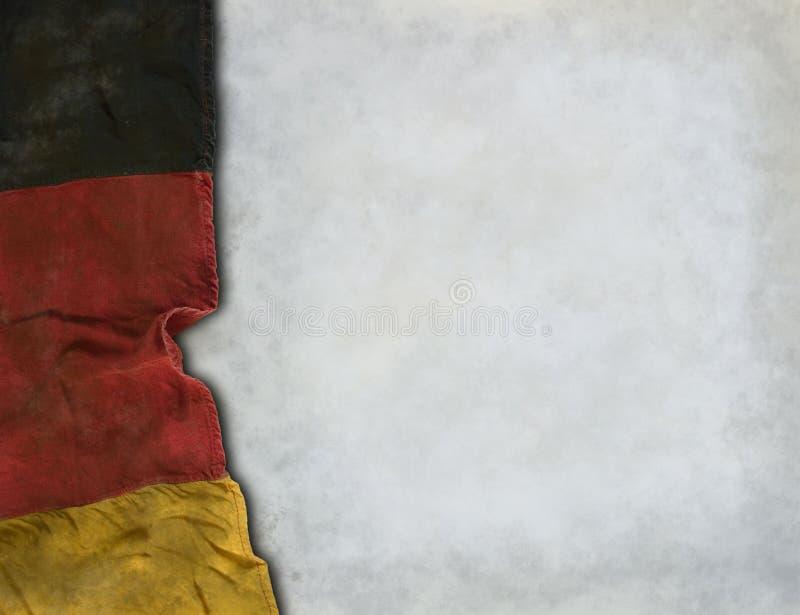 旗子德国 免版税库存图片