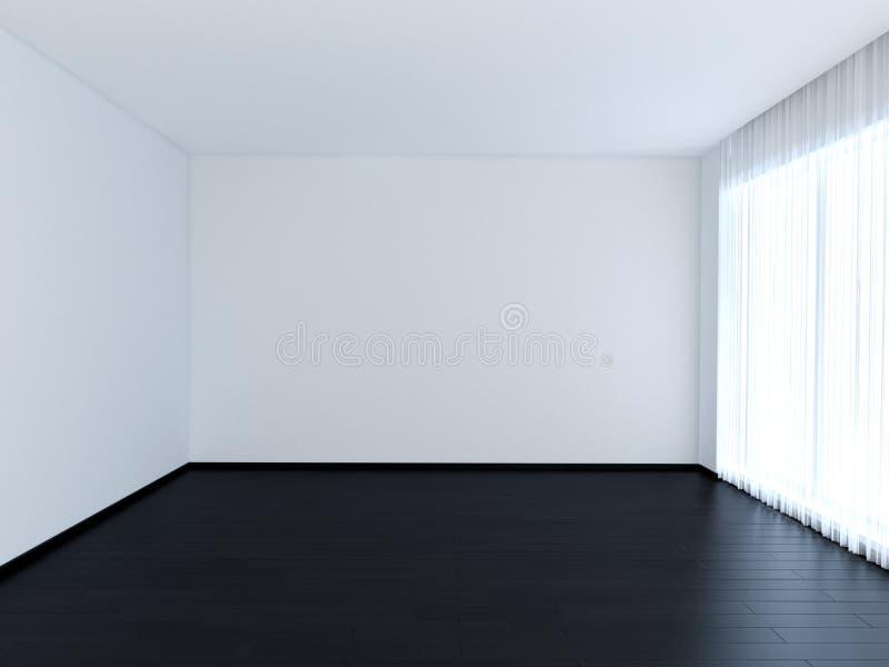 无供给的公寓 免版税库存图片