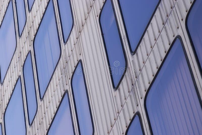无盖货车样式大厦 图库摄影