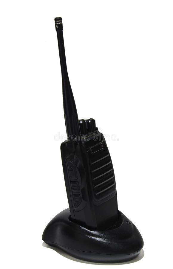 无线电广播发射机 免版税库存图片