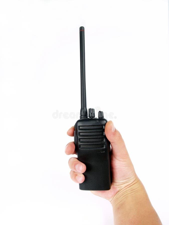 无线电广播发射机 库存照片