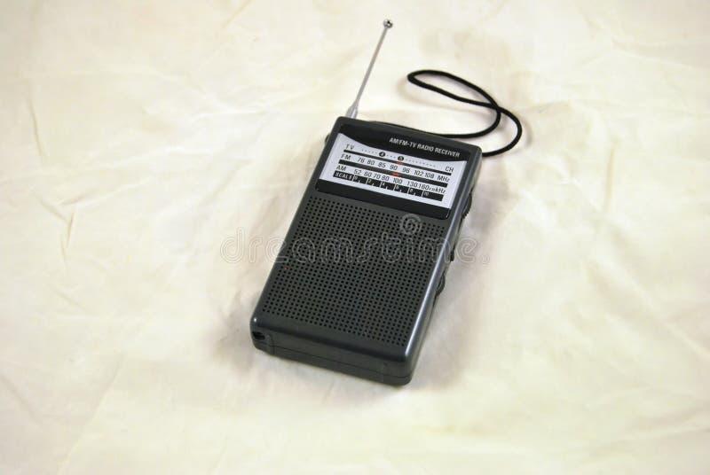 无线电接收机 库存照片