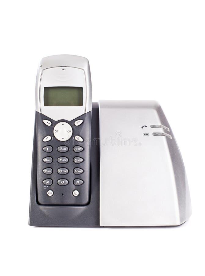 无线电话集 库存照片