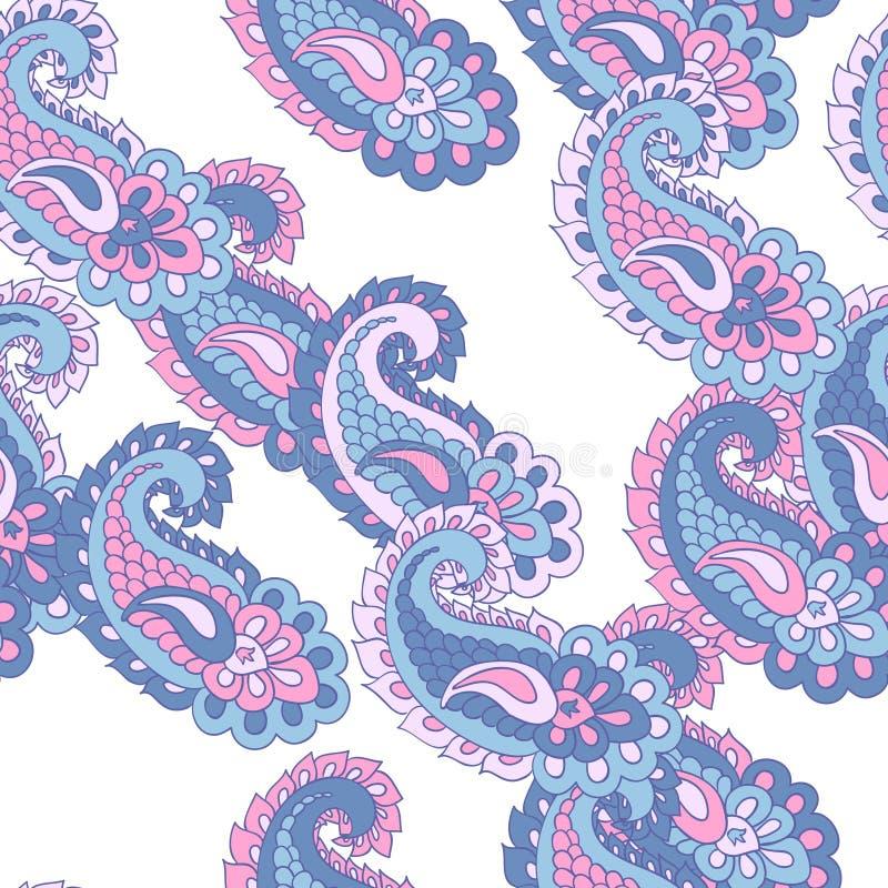 Download 无缝佩兹利的模式 向量例证. 插画 包括有 装饰, 乱画, 例证, 财宝, 织品, 种族, 东部, 靠山 - 72358868