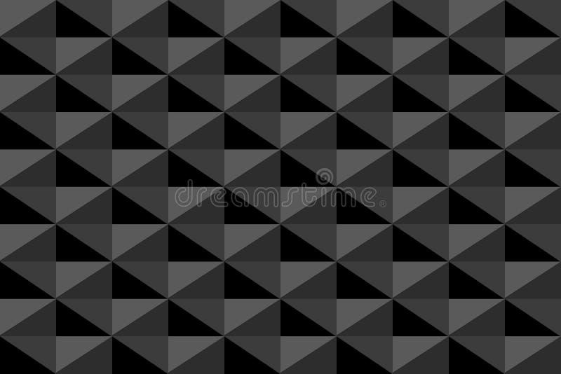 无缝抽象的背景 向量例证