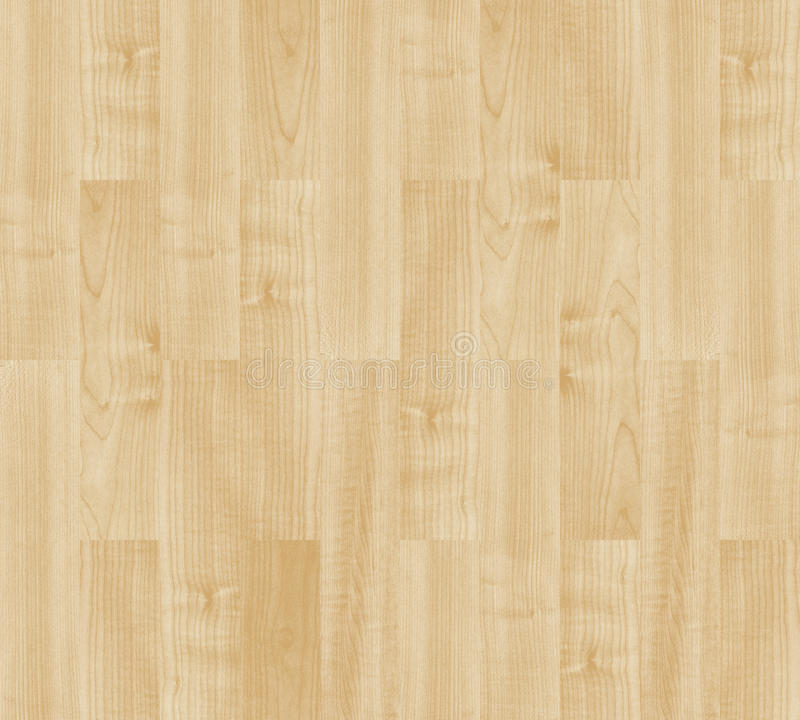 无缝持续木条地板模式的复制品 库存图片
