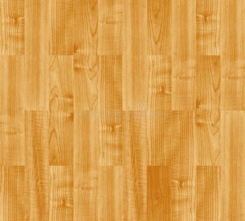 无缝持续木条地板模式的复制品 免版税库存照片