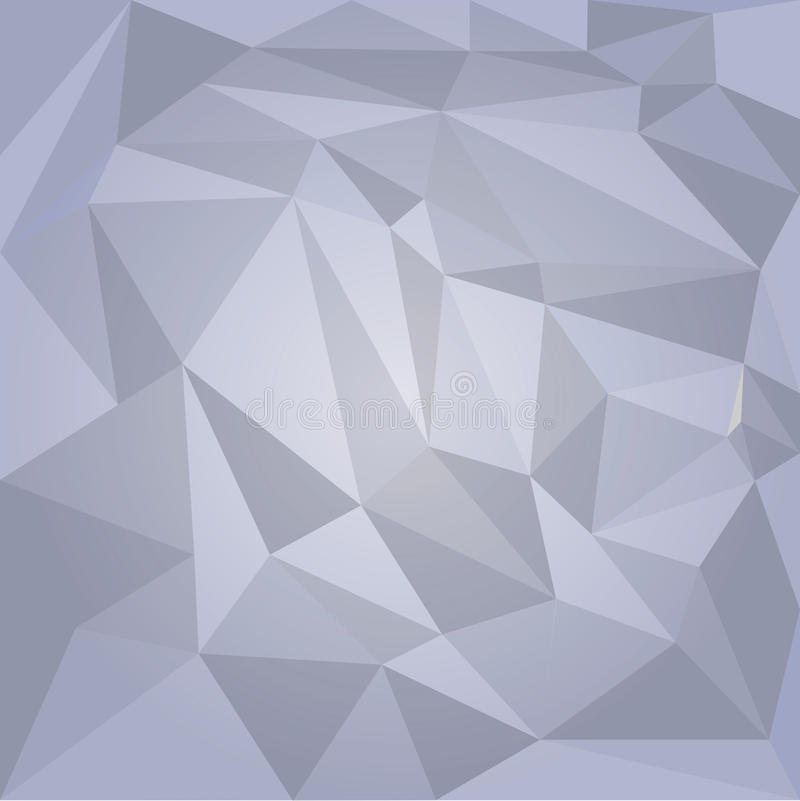 无缝的三角样式 与三角fi的重复的样式 库存例证
