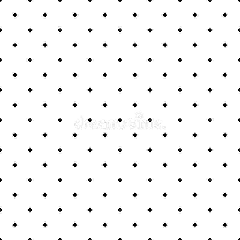 无缝的光点图形 向量例证