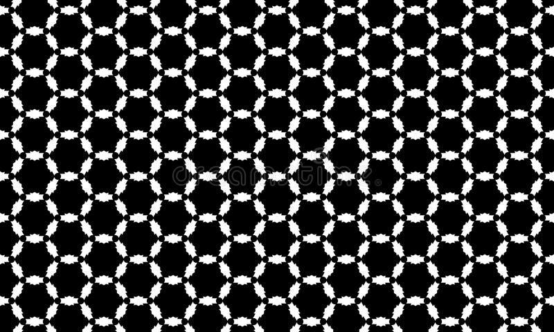 无缝的几何传染媒介背景,简单的黑白条纹传染媒介样式,准确,编辑可能和有用的背景为 库存例证