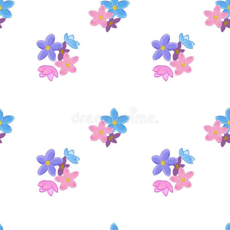 Download 无缝的勿忘草样式 向量例证. 插画 包括有 植物群, 华丽, brander, 图象, 背包, 装饰品, 模式 - 72355674