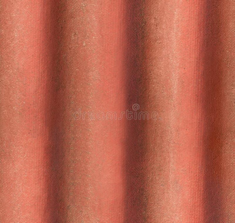 无缝的屋顶纹理 图库摄影