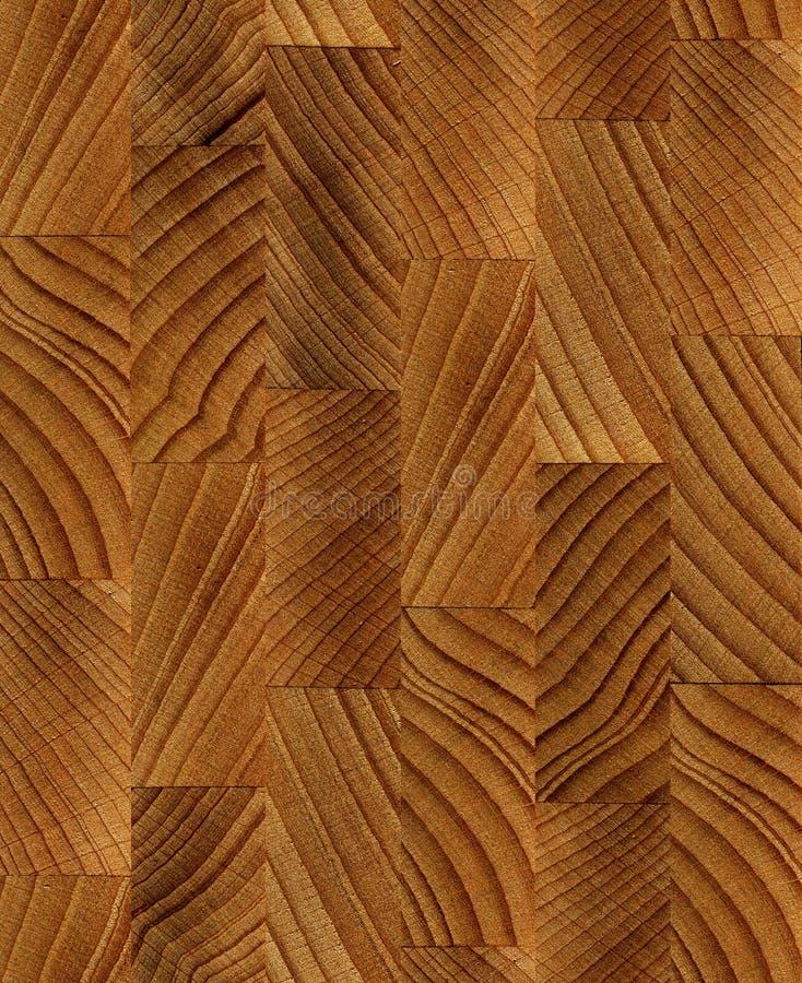 无缝的山毛榉的木材纹理 图库摄影