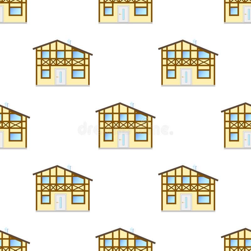 Download 无缝的房子 向量例证. 插画 包括有 纹理, 蓝色, 横向, 抽象, 对象, 装饰, 内部, 城镇, 靠山 - 62538107