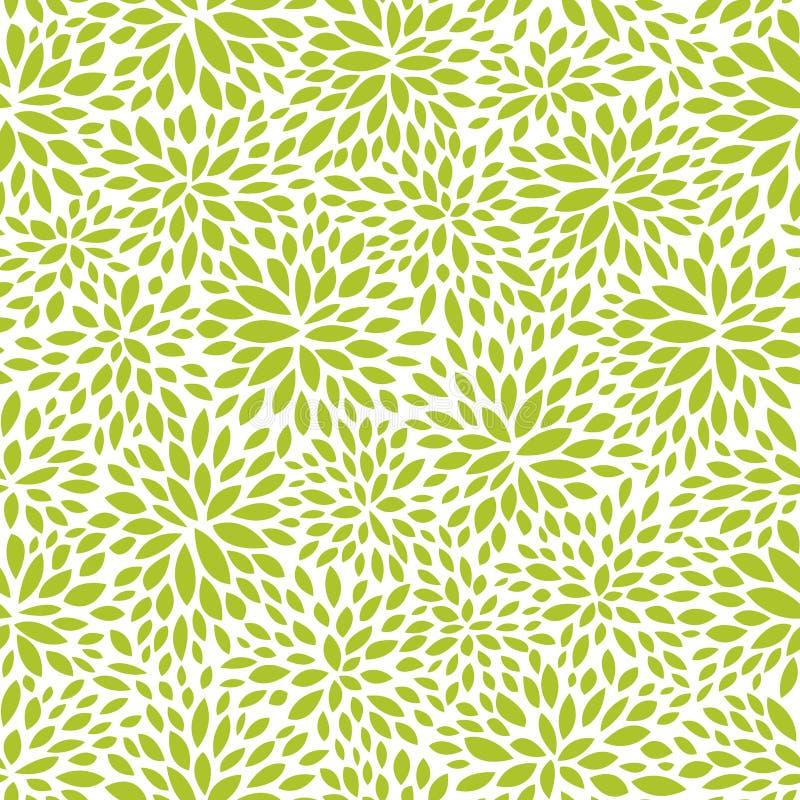 Download 无缝的抽象绿色叶子样式,叶子传染媒介 向量例证. 插画 包括有 墙纸, 东方, 样式, 无缝, 背包, 绿色 - 72354124