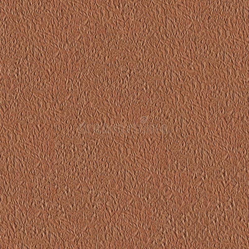 无缝的方形纹理 变褐牛皮纸 准备好的瓦片 免版税库存照片