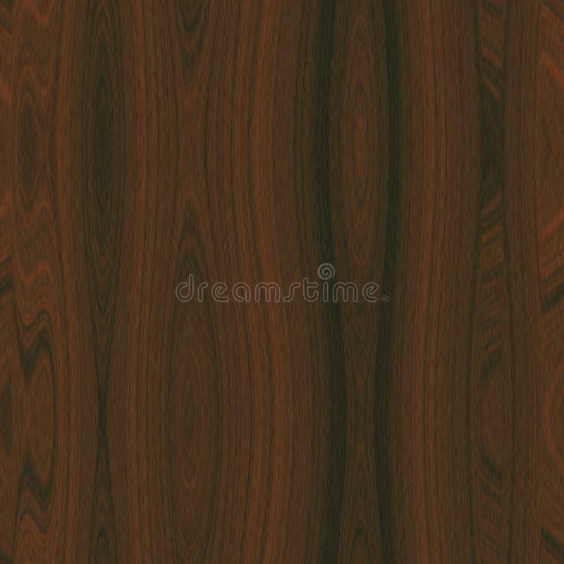 无缝的木纹理背景例证特写镜头 皇族释放例证