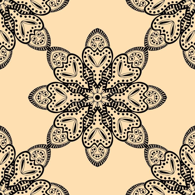 Download 无缝的样式背景 向量例证. 插画 包括有 种族, 重复, 美妙, 佩兹利, 鞋带, 中世纪, 反气旋, 印第安语 - 59103706