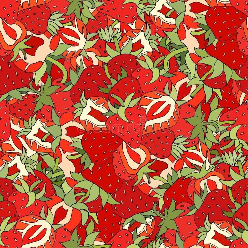 Download 无缝的样式集合红色草莓 向量例证. 插画 包括有 新鲜, 乱画, 背包, 设计, 果子, 图画, beautifuler - 59103451