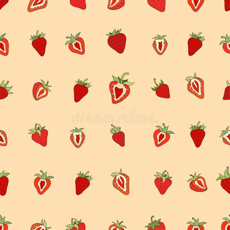 Download 无缝的样式集合红色草莓 向量例证. 插画 包括有 乱画, 艺术, 健康, 膳食, 发狂, 例证, 果子, 模式 - 59103498