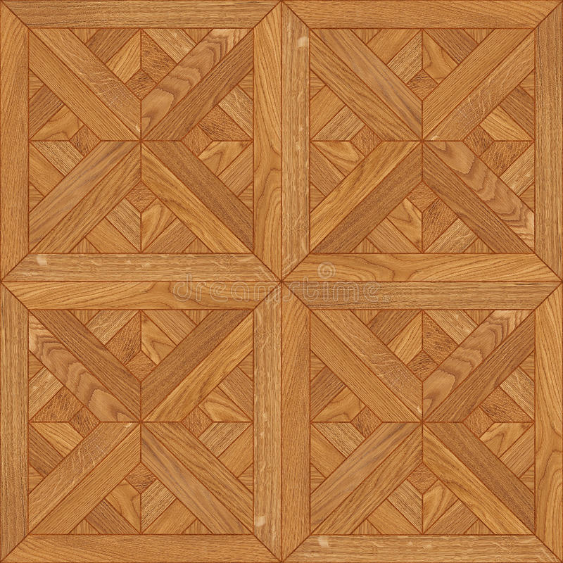 无缝的楼层木纹理 免版税库存图片