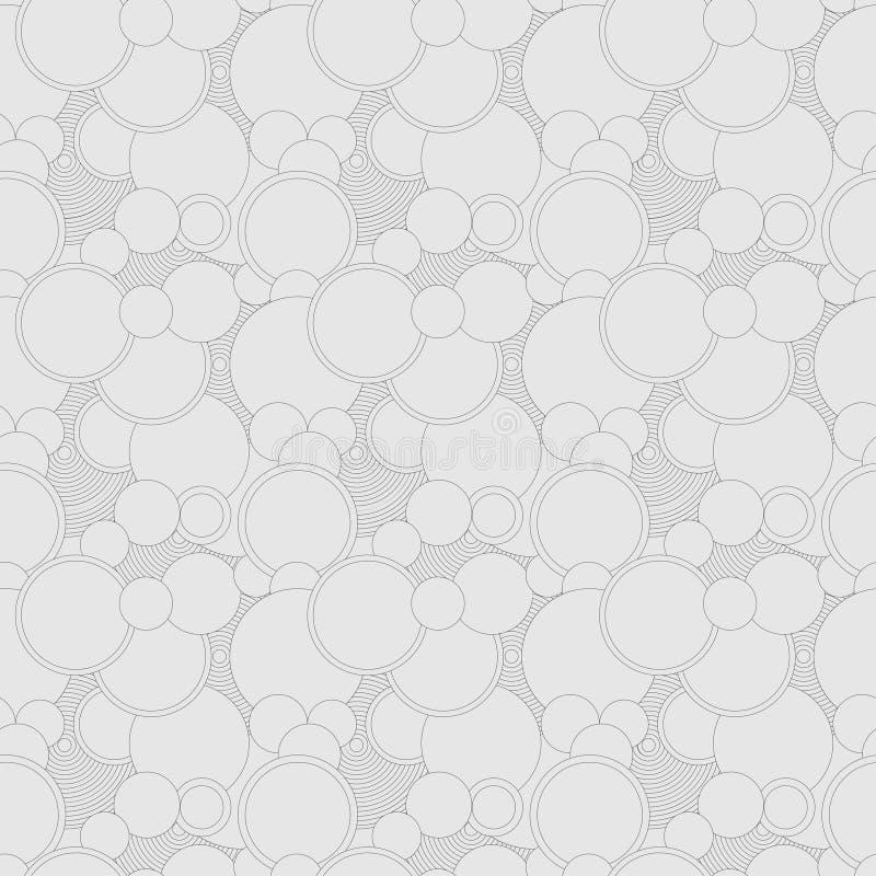 无缝的模式 淡色波浪对角线纹理  皇族释放例证