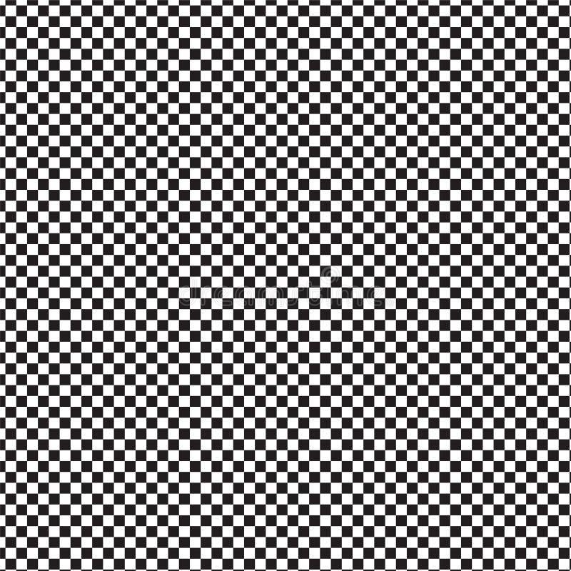 无缝的模式 库存例证