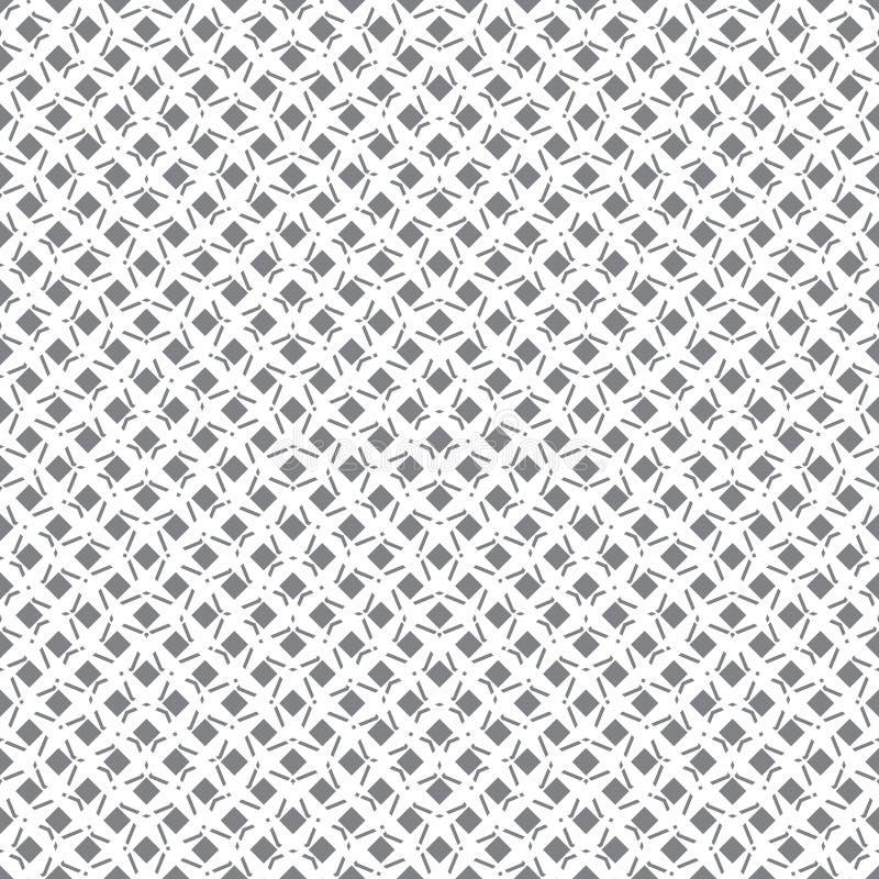 无缝的模式 向量例证