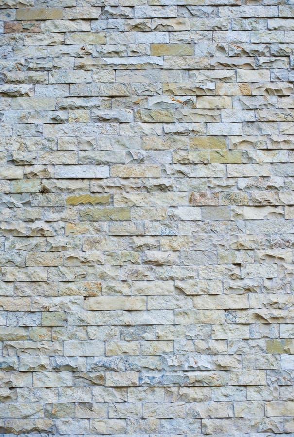 无缝的石盖瓦墙壁 免版税图库摄影