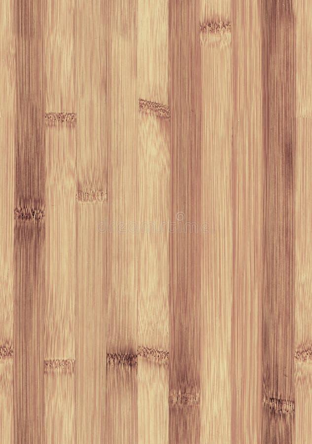 无缝的竹木纹理 免版税库存图片