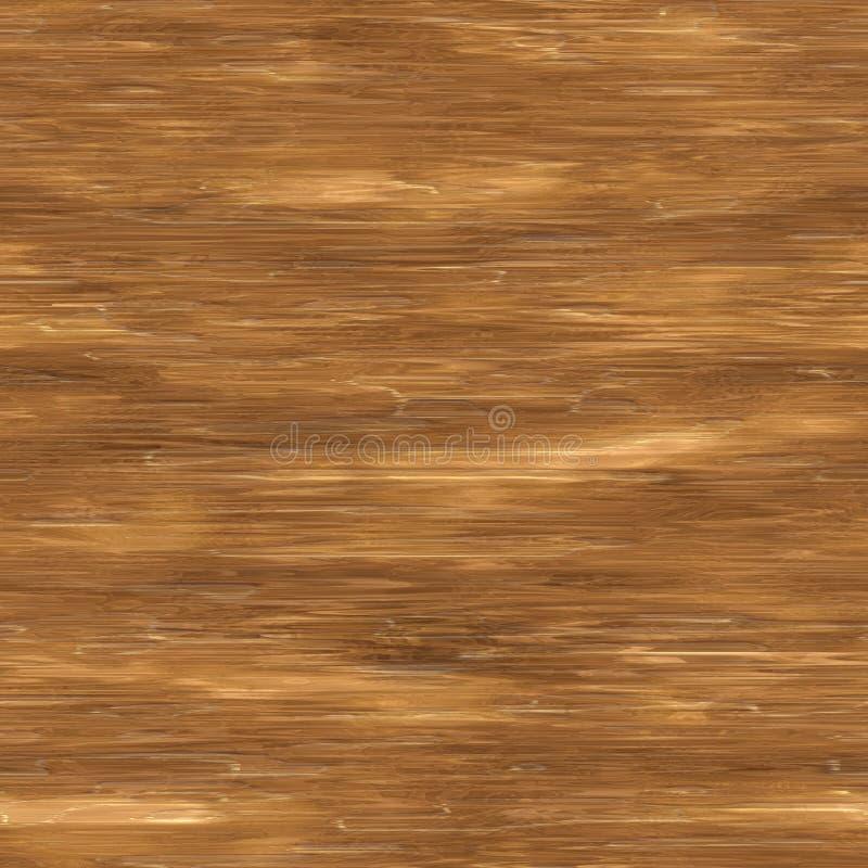 无缝的纹理木头 皇族释放例证