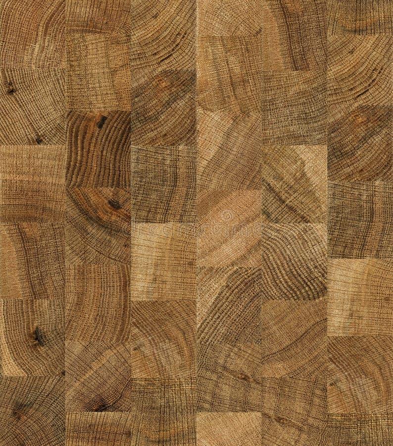 无缝的纹理木靶垛结束 库存图片