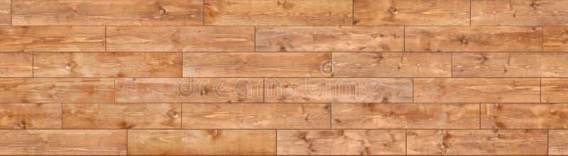 无缝的轻的木地板纹理 木木条地板 地板 免版税图库摄影