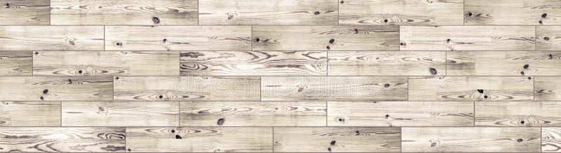 无缝的轻的木地板纹理 木木条地板 地板 库存照片