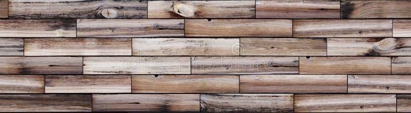 无缝的轻的木地板纹理 木木条地板 地板 免版税库存图片