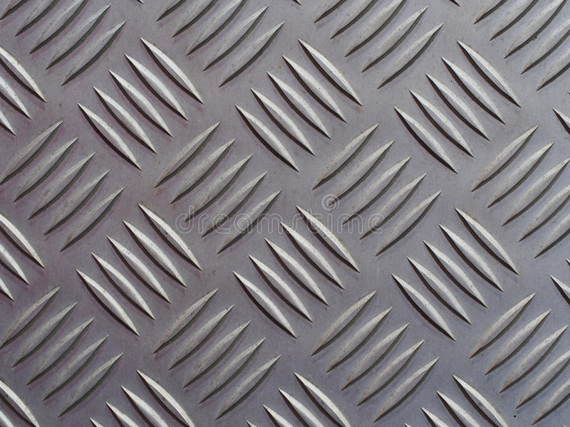 无缝的钢金刚石板材背景纹理 库存图片