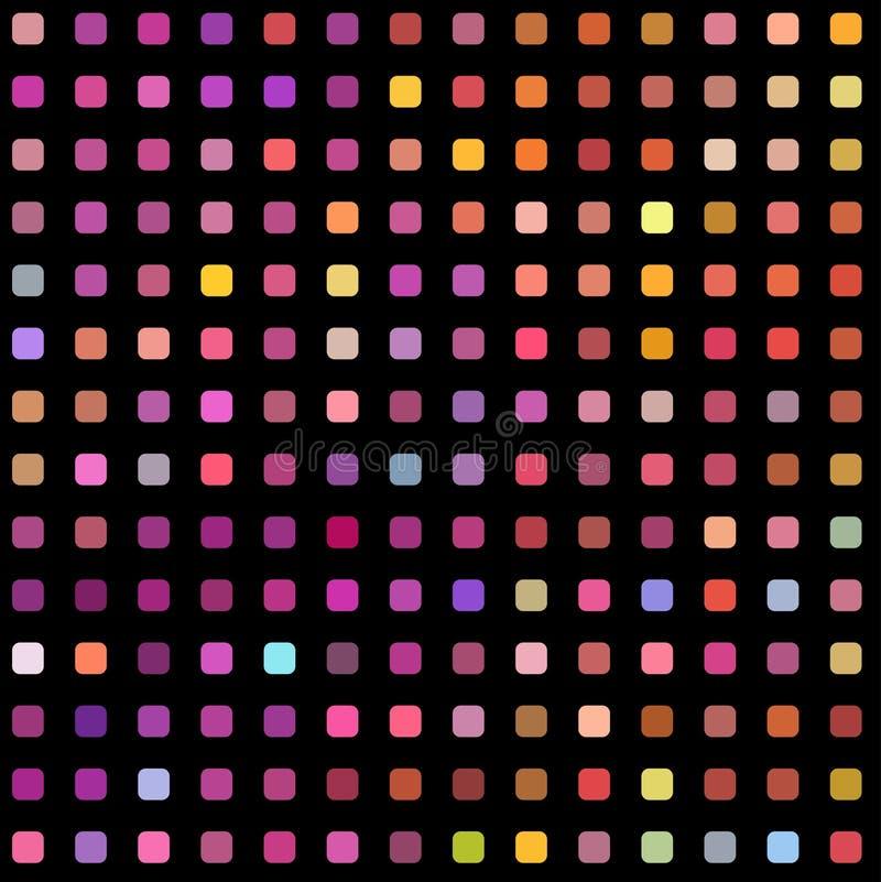 Download 无缝的马赛克pattern_2 向量例证. 插画 包括有 火花, 魅力, 长方形, 靠山, 来回, browne - 30333170