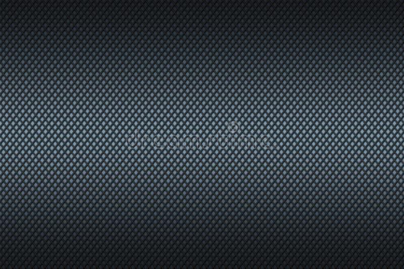 无缝的rhomb背景 向量例证