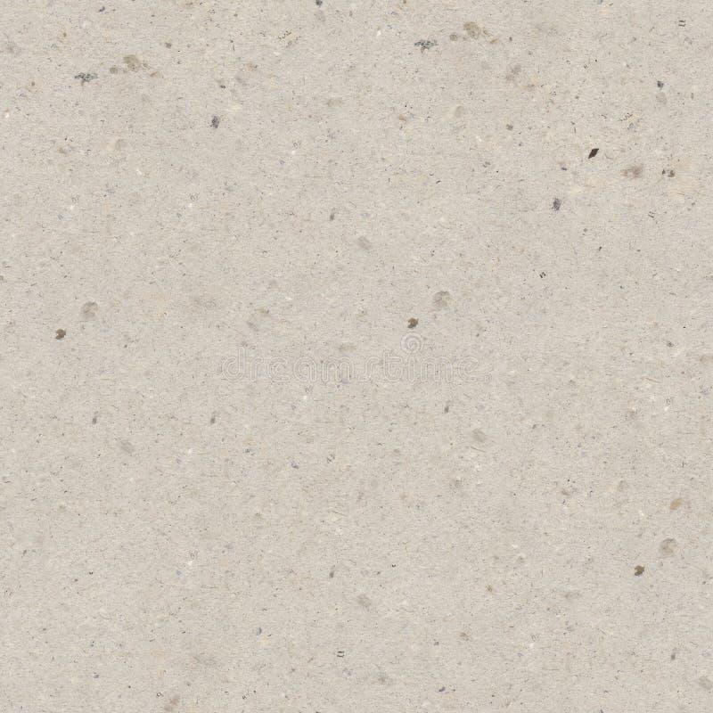 无缝的tileable纸板纹理 库存图片