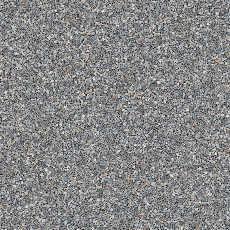 无缝石渣灰色的模式 图库摄影