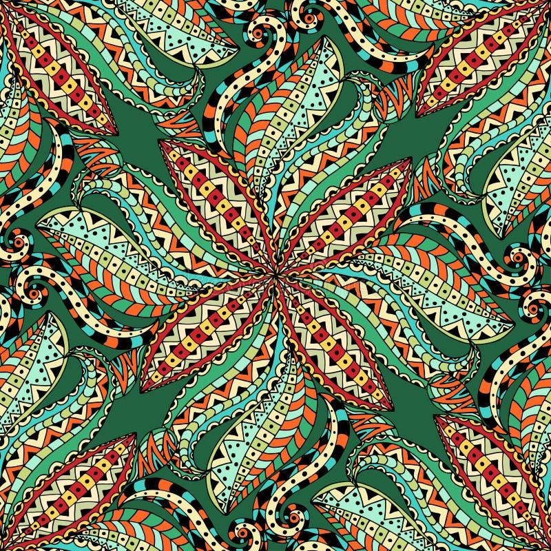Download 无缝花卉的模式 向量例证. 插画 包括有 织品, 五颜六色, 抽象, 装饰, 女性, 工厂, 华丽, 背包 - 59101677