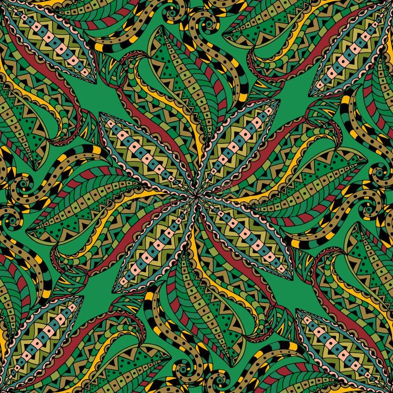 Download 无缝花卉的模式 向量例证. 插画 包括有 装饰品, 抽象, 艺术, 模式, 卷毛, 叶子, 五颜六色, 本质 - 59102617