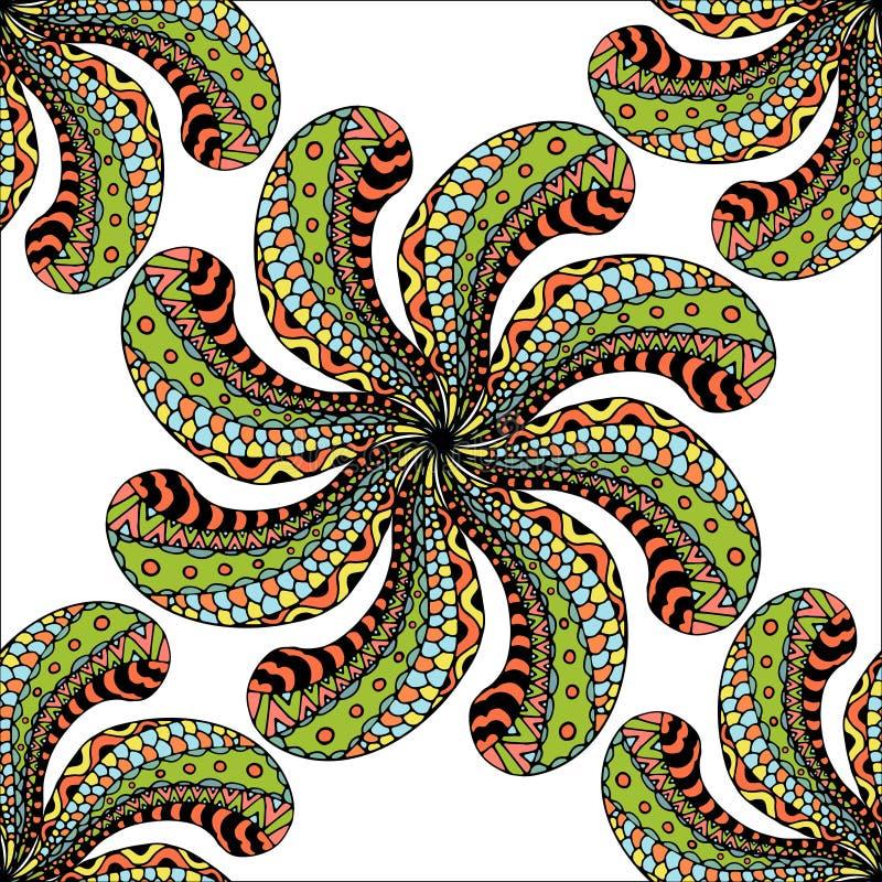 Download 无缝花卉的模式 向量例证. 插画 包括有 要素, 抽象, 浪漫, 鞋带, 工艺, 风格化, 打印, 曲线 - 59104927