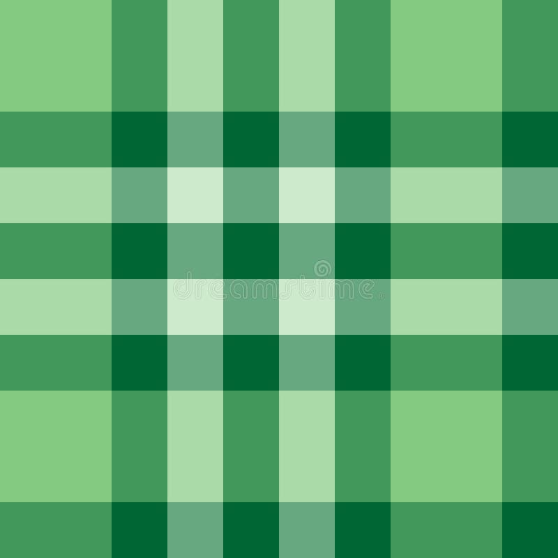 无缝苏格兰格子花呢披肩的样式 向量例证