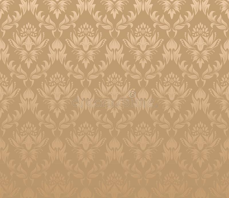 无缝锦缎的模式 皇族释放例证
