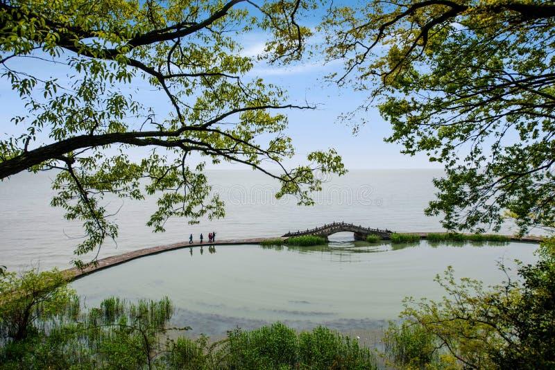 無錫太湖黿頭渚太湖海岸. 蘇州, artsiest.