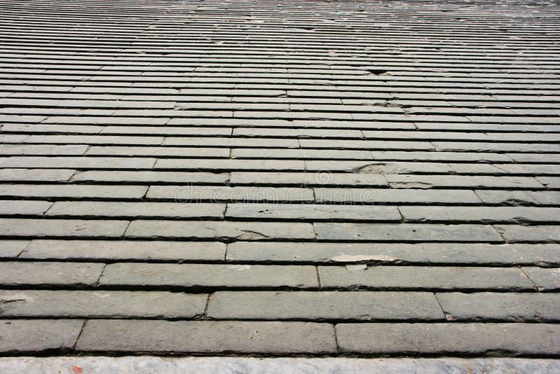 无限步-故宫,北京,中国 免版税库存图片