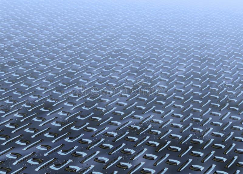 无限钢 向量例证