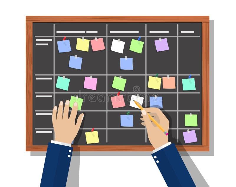日历有合作计划的日程表委员会, 皇族释放例证